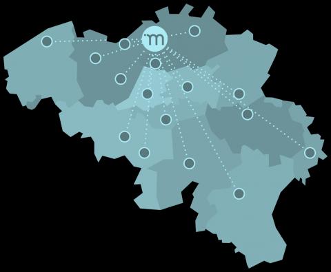Nouvelle étude Modero Bruxelles